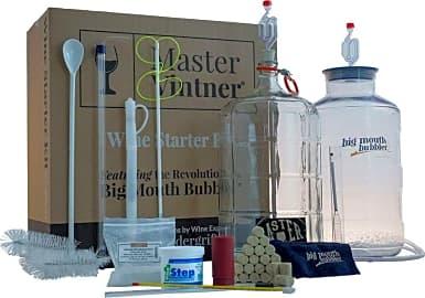 Master Vintner Starter