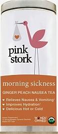 Pink Stork Ginger Peach