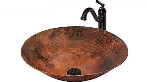 Novatto Bilboa Copper Vessel