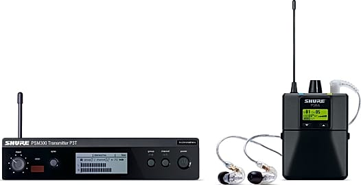 Shure PSM300 Wireless