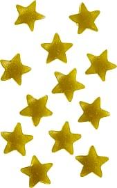 Wilton Edible Gold Stars