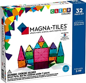 Magna-Tiles Clear Colors