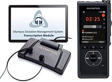 Olympus DS-9000DT Starter Kit