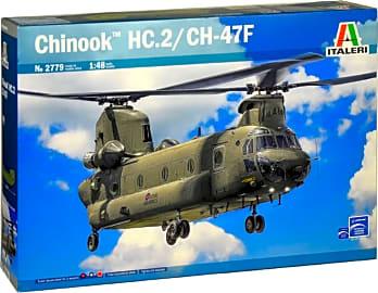Italeri 2779 Chinook CH-47D