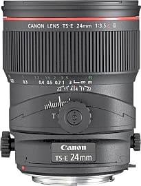 TS-E 24mm f/3.5L II Ultra Wide