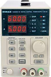 Korad KA6005D Variable Adjustable