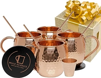 Advanced Mixology Mule Science Gift Set