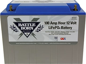 Battle Born 12-Volt
