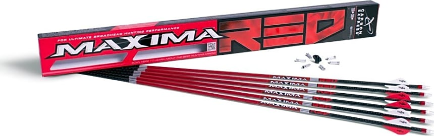 Carbon Express Maxima Red