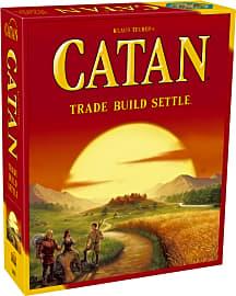 Klaus Teuber's Catan