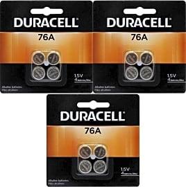 Duracell Duralock 12-Pack