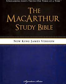 MacArthur Study Bible