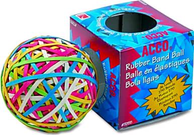 Acco Rubberband Ball