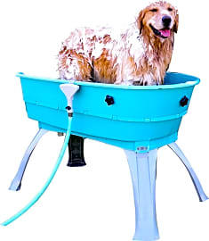 Booster Bath Elevated