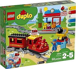 Duplo Steam Train