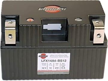 Shorai LFX14A4-BS12