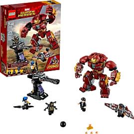 Lego Hulkbuster Smash-Up
