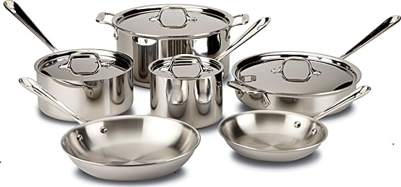 All-Clad D3 Stainless Steel