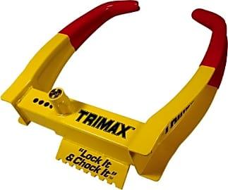 Trimax Chock Lock