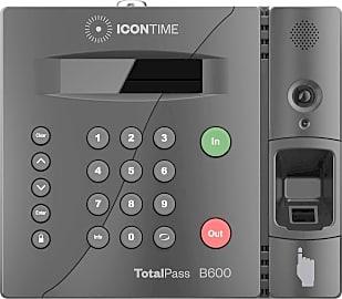 TotalPass B600