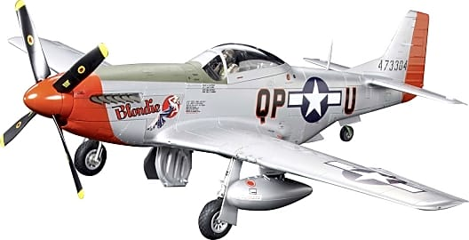 Tamiya P-51D Mustang Hobby