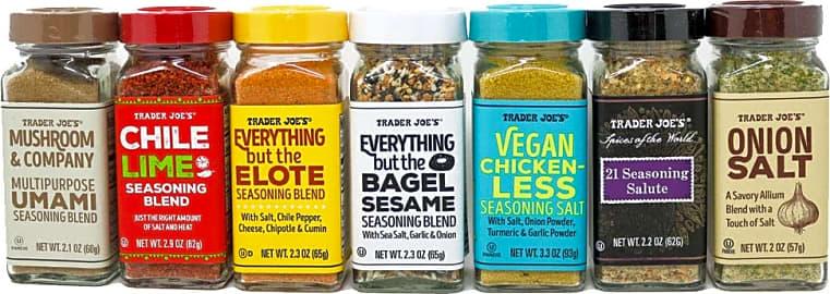 Trader Joe's Variety Set