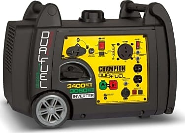 Champion 3400-Watt Dual Inverter