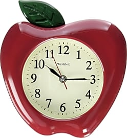 Westclox 3D Wall Clock