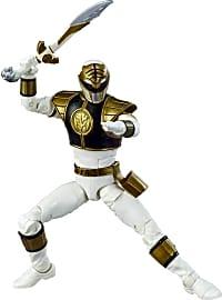 Lightning White Ranger