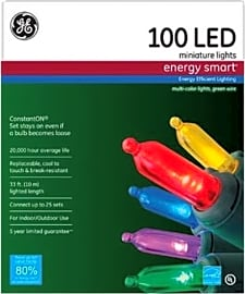 GE Energy Smart Miniature LED