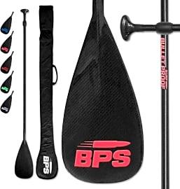 BPS Adjustable 2-Piece Carbon Fiber