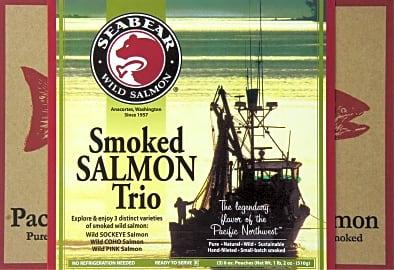 SeaBear Trio