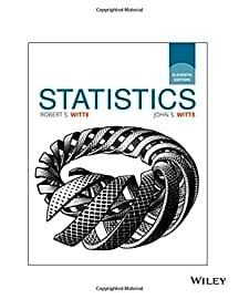 Statistics 11th Edition