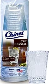 Chinet Cut Crystal