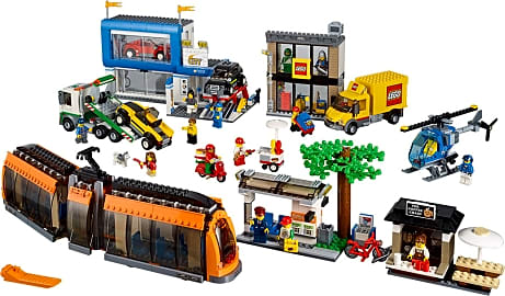 Town Square 60097