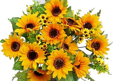 AmyHomie Sunflower Bouquet