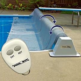 Pool Boy Powered Reel