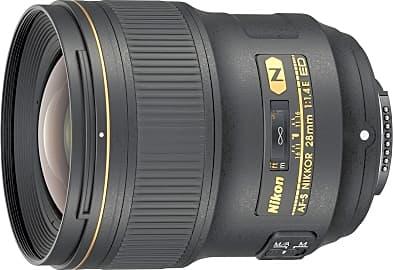 Nikkor 28mm f/1.4E