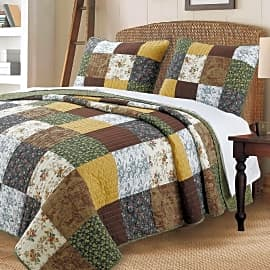 Cozy Line Home Fashions Bedspread Set