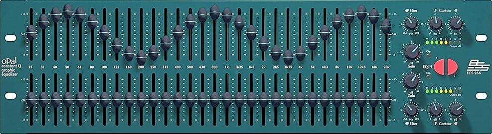 BSS Audio Opal FCS-966
