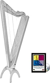 Harpsicle Acoustic Electric Grand