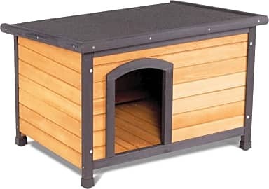 Tangkula Log Cabin