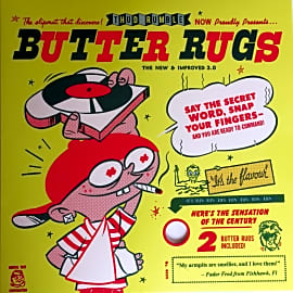 Thud Rumble Butter Rugs
