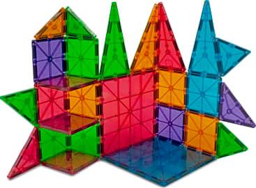 Magna Tiles Clear Colors
