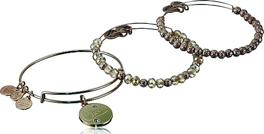 Alex and Ani Women's Cheers Color Infusion Champagne