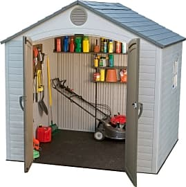 Lifetime 6406 Outdoor Shed