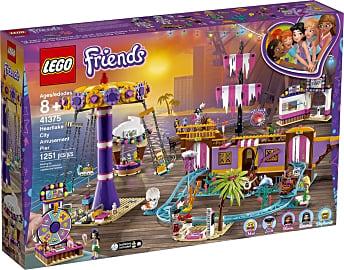 Lego Friends Heartlake Amusement Park