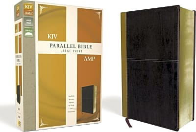 KJV Parallel Amplified Bible