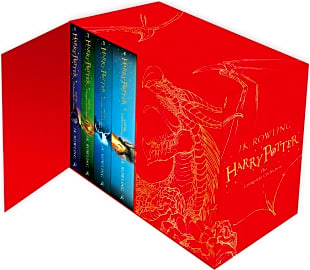 The Classic Harry Potter Series