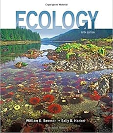 Ecology 5th Edition